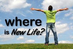 Where is new life
